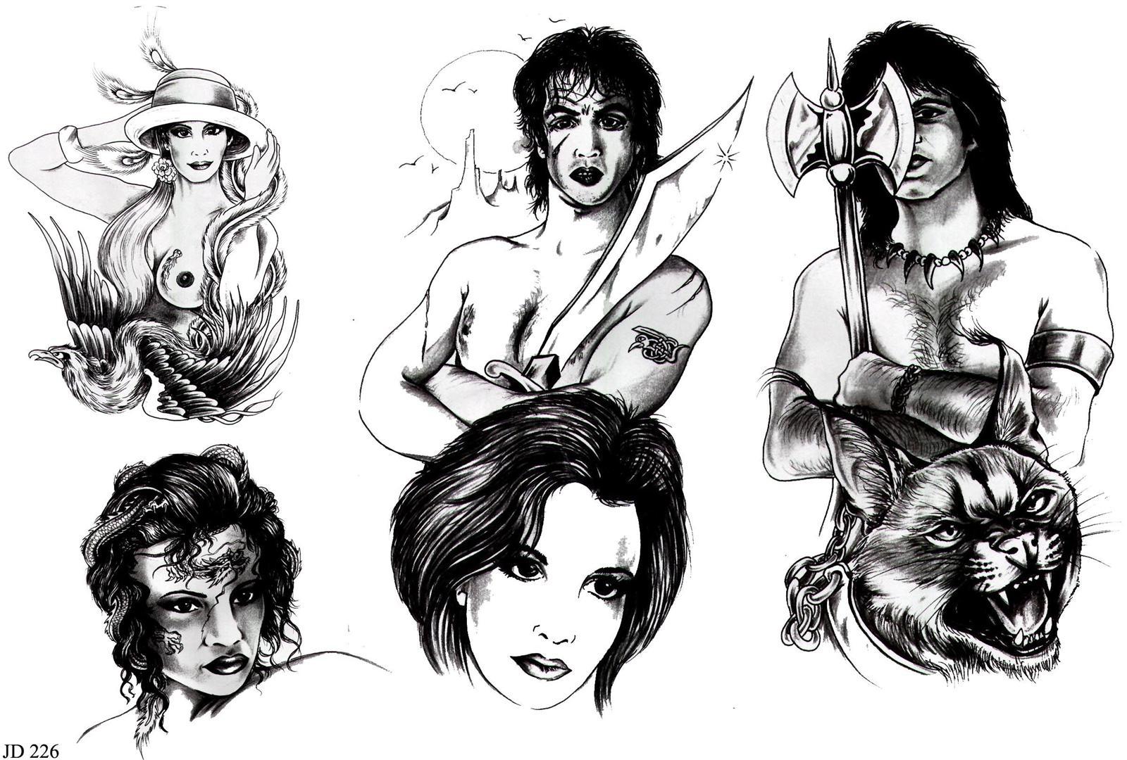 Charaktery / Portrét