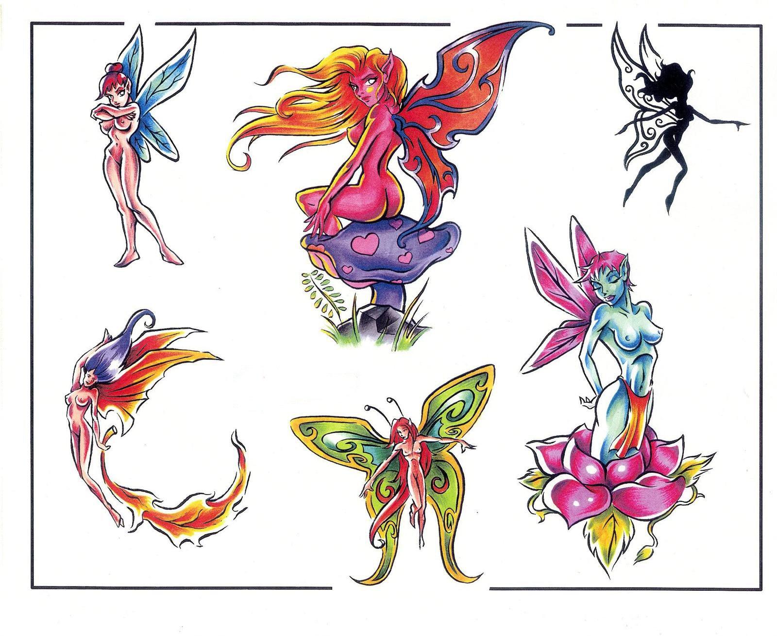 Víla / Fairy