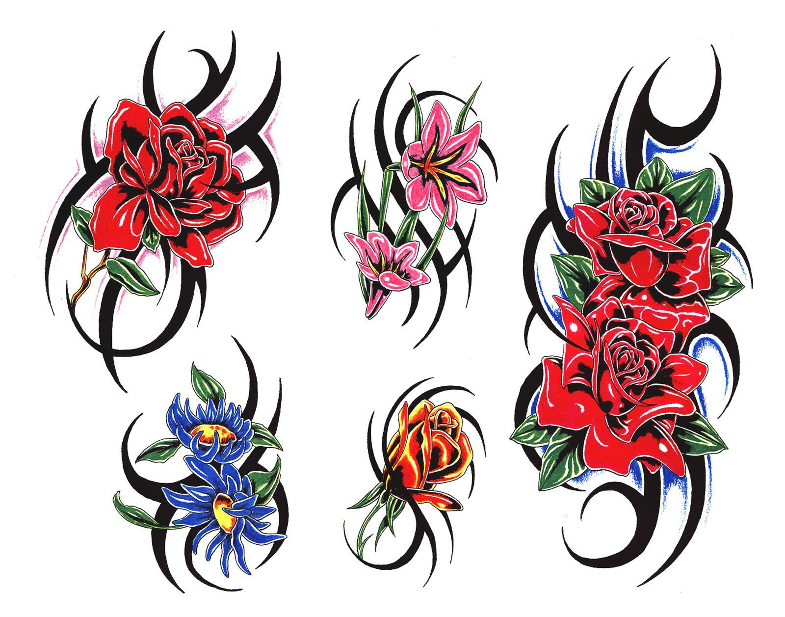Motiv Tetov 225 N 237 Růže 816