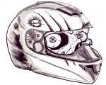 motivy tetování Motorky, auta
