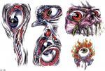 Oko Biomechanický