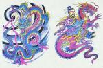 Drak Japonský