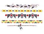 Indiánský Armband