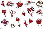 Srdce Vzpomínka