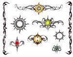 motivy tetování Na pupík