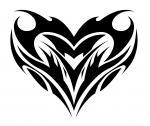 Tribal Srdce