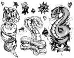 Dýka Had Kobra