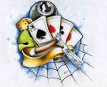 motivy tetování Gambling